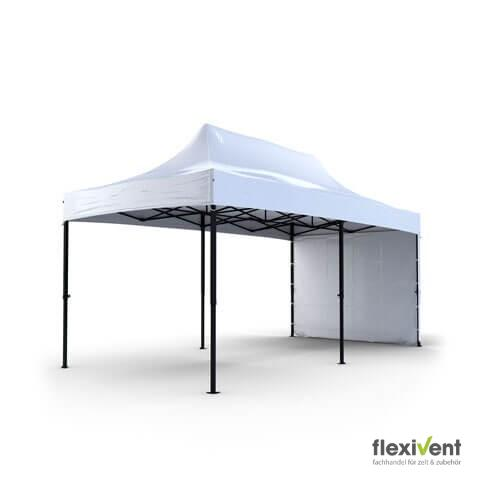 Faltzelt Eco 3x6m - Gestell und Dach
